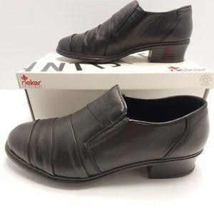 Vintage Rieker Antistress Leather Shoes 5.5